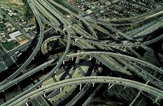 A highway is a main public road.   An expressway is a limited-access divided highway designed for ...