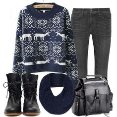 winter outfit #winter #outfit #fashion