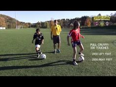 1000 TOUCH PLAN   High Country Soccer Assoc - With Printable Copy of Demo'd drills.