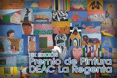 Hoy, 25 de enero, ha quedado inaugurada la muestra que reúne las obras que concurren a la XIX Edición del Premio de Pintura DEAC La Regenta.  La exposición permanecerá abierta hasta el día 2 de febrero.  http://www.nocheydiagrancanaria.net/2013/01/exposiciones-2501-premio-de-pintura.html