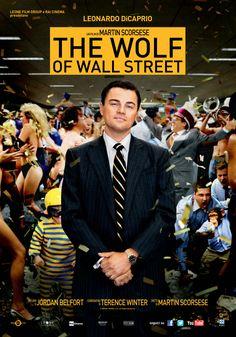 The Wolf of Wall Street, dal 23 gennaio al cinema.