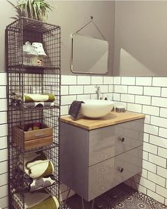 30 Ideas Tiny House Loft Stairs Kitchens For 2019 Cozy Bathroom, Family Bathroom, Bathroom Renos, Bathroom Styling, Bathroom Interior, Small Bathroom, Bathroom Wall Lights, Tiny House Bedroom, Tiny House Loft