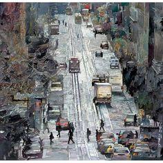 Cable Car by John Salminen.