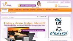 A Vidanet számára készített honlappal minőségi különdíjat nyertünk az eFestival 2014 pályázaton Szolgáltatás kategóriában. - See more at: http://sakkom.hu/elen-a-weben#sthash.s2cw53X9.dpuf