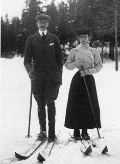 Ski Vintage, Maud Of Wales, Norwegian Royalty, Alexandra Of Denmark, Christian Ix, King Edward Vii, Victorian Life, Royal Princess, British Monarchy