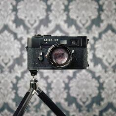 CameraSelfie Large Edition - Limited Edition of 10 Photograph Camera Selfie, Leica Camera, Still Life Photography, Color Photography, Retro Camera, Retro Wallpaper, Art Series, Vintage Cameras, Conceptual Art