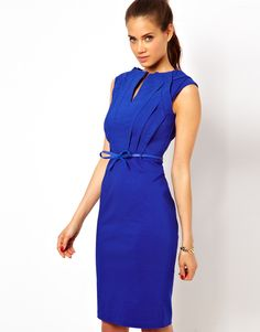 Paper Dolls | Paper Dolls Bandage Dress with Belt at ASOS