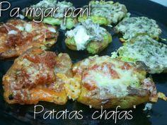 patatas chafas
