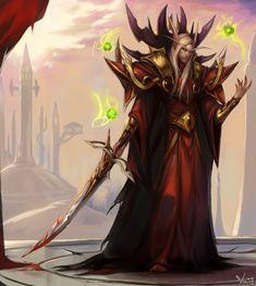 #warcraft #bloodelf #kaelthas #sunstrider