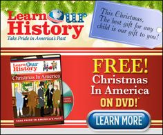 FREE Christmas in America DVD (pay s&h)
