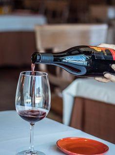 Wine at the Frida Restaurant in Grand Velas Riviera Nayarit