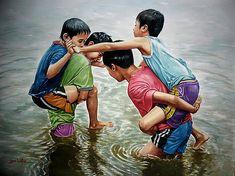 Cool Fun by Jose Vistan