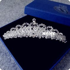 New 100% wedding tiara Crystal diamond imperial crown bride crown Headpiece Jewelry Accessories 1 piece Free Shipping M001A-in Bridal Hairpins from Apparel & Accessories on Aliexpress.com