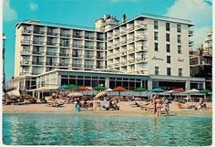 One of the meny hotels in occupied Famagusta before the Turkish invation in 1974 Famagusta Cyprus, Greece History, Roman, Cyprus Greece, Victoria, Ghost Towns, Abandoned, Images, Places To Visit