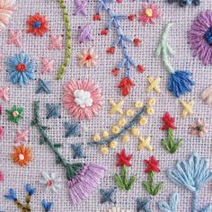 Happy Cactus Designs Hand Embroidered Art