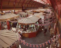 Lovely photo of the Grainger Market in 1977 from @turnipheadpic on Twitter