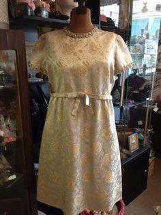 Vintage 60s Harvey Berin Dress for Bonwit Teller by Besshastyle, Sold