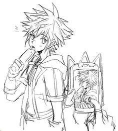 Kingdom Hearts Anime