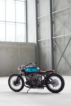 '78 BMW R60/7 – FrenchMonkeys Design