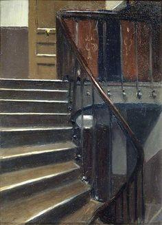 Edward Hopper ~Repinned Via Linda Keiles http://alongtimealone.tumblr.com/post/54617393208/edward-hopper