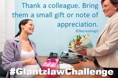 #GlantzlawChallenge  Glantzlaw 30 Day Challenge of Appreciation – DAY 9