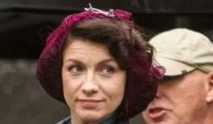 #Outlander an ageing Claire