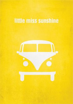I think I need a big, framed print of this for my bedroom...  Little Miss Sunshine by yumuklusucurta
