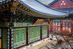 Haeinsa Temple complex