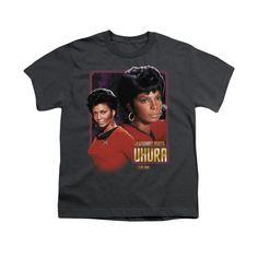 Star Trek - Lieutenant Uhura Youth T-Shirt