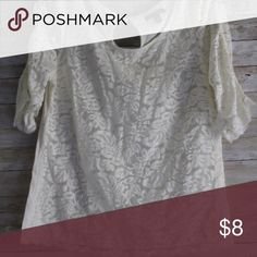 blouse Lace top American Eagle Outfitters Tops Blouses