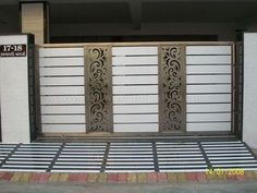 Indian House Front Grill Design
