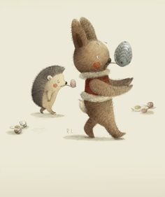LOVE this Artist :: Renata Liwska << Illustration Friday