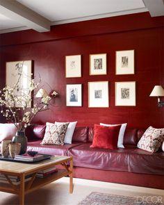 Pantone Trendfarbe für den Herbst: Rot - Alles was du brauchst um dein Haus in ein Zuhause zu verwandeln | HomeDeco.de