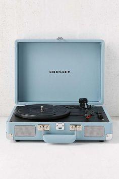 Slide View: 1: Crosley Tourmaline Cruiser Bluetooth Record Player