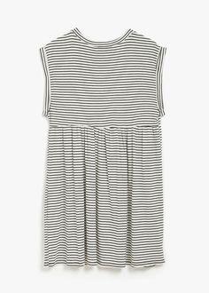 Kitts Striped Dress - AZALEA