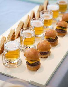 Mr. & Mr. gastronomia #fastfood #fingerfood #coquetel #hamburguer