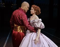 Photo Flash: A Stunning First Look at Kelli O'Hara, Ken Watanabe and More in THE KING AND I