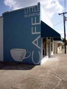 Little Building Cafe - Annie Coggan