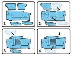 sofa den - Google Search