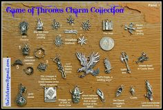 Game of Thrones  A Song of Ice and Fire Themed by TheLiteraryCharm, $13.00