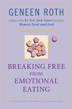Breaking Free from Emotional Eating by Geneen Roth, http://www.amazon.com/dp/0452284910/ref=cm_sw_r_pi_dp_Ey.2qb0W93G2W