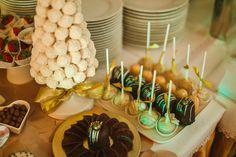 wedding dessert, Wedding Gold, Wedding Desserts, Castle, Green, Nature, Food, Naturaleza, Essen, Castles