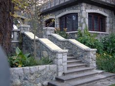 Our stone copping & capping is sourced and installed by our master masonry team. View our picture gallery of stone copping & capping to see what can be done for your custom home. Coping Stone, Newcastle, Custom Homes, Stairs, Pictures, Wall, Photos, Stairway, Staircases