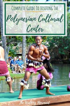 The Polynesian Cultural Center in Oahu, Hawaii is the best place to go to to learn all about the Polynesian Culture. See this full travel guide so you can make the most of your experience. Oahu Vacation, Honeymoon Vacations, Hawaii Honeymoon, Oahu Hawaii, Hawaii Travel, Travel Usa, Maui, Top Vacations, Florida Travel