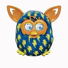 <b>Furby Boom : une nouvelle génération est sur le point d'éclore!</b> <br>La Famille Furby s'agrandit encore une fois avec l'arrivée de Furby Boom!<br><br>Furby Boom peut: changer de personnalistés en focntion de la manière dont vous le traitez, se mettre à danser quand il entend de la mudique, parler le Furby et développer son language en français et intéragir avec vous de nombreuses façons. Il répondra à vos sollicitations avec deux fois plus de phrases que la version ...