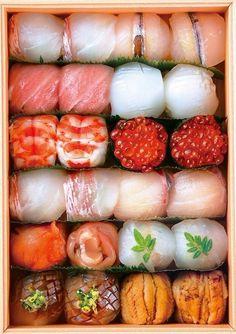 料亭手毬寿司*