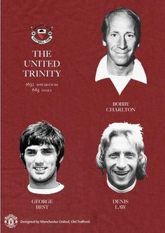 Manchester United, (The United Trinity)