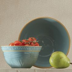 These beautiful stoneware bowls are only $9.99 for the 2pc set this weekend.  Reg.34.99  Many more colors available too!