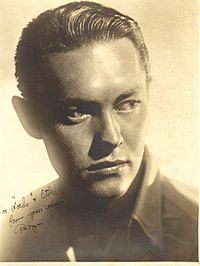 Richard Cromwell born LeRoy Melvin Radabaugh 8 1910 11 1960 was an American actor His career was at its pinna Hollywood Cinema, Hollywood Walk Of Fame, Vintage Hollywood, Hollywood Stars, Classic Hollywood, Hollywood Glamour, Angela Lansbury, Anthony B, American Actors