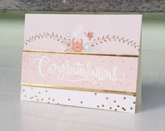 Congratulations and simon says stamp card kit giveaway! card kit